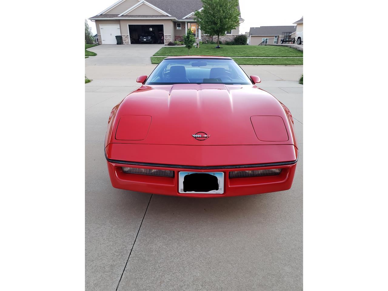 Large Picture of 1990 Corvette ZR1 located in Iowa - Q811