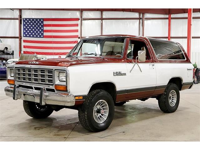 Picture of '84 Dodge Ramcharger located in Kentwood Michigan Offered by  - Q817
