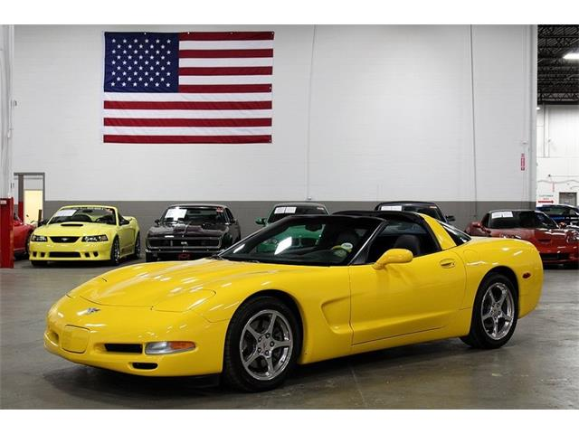 Picture of '03 Corvette - Q81B