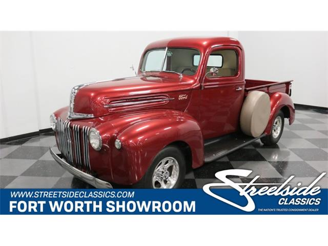 Picture of '46 Ford Pickup located in Texas - $31,995.00 Offered by  - Q81J