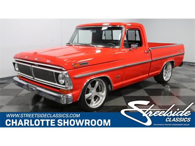 1970 ford f100 for sale on classiccars com