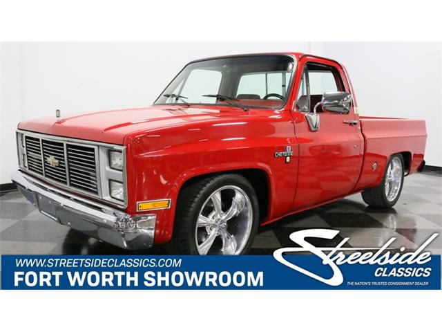 Picture of 1988 Chevrolet C10 - $24,995.00 Offered by  - Q81T