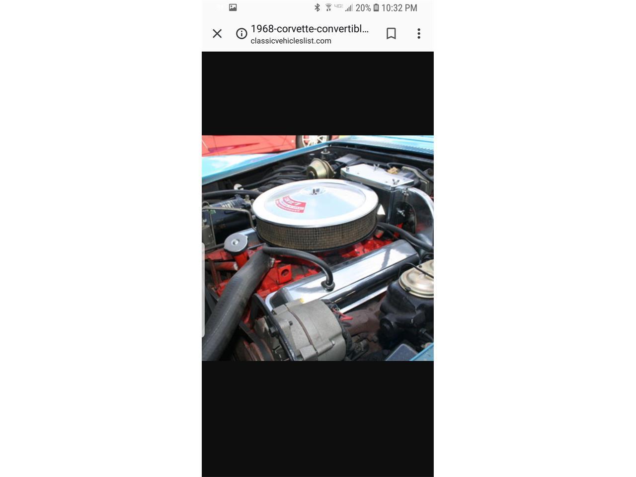 Large Picture of 1968 Corvette located in Pennsylvania - Q5DV