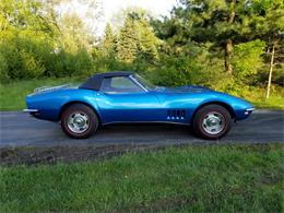 Picture of Classic '68 Chevrolet Corvette Auction Vehicle Offered by Central Pennsylvania Auto Auction - Q5DV