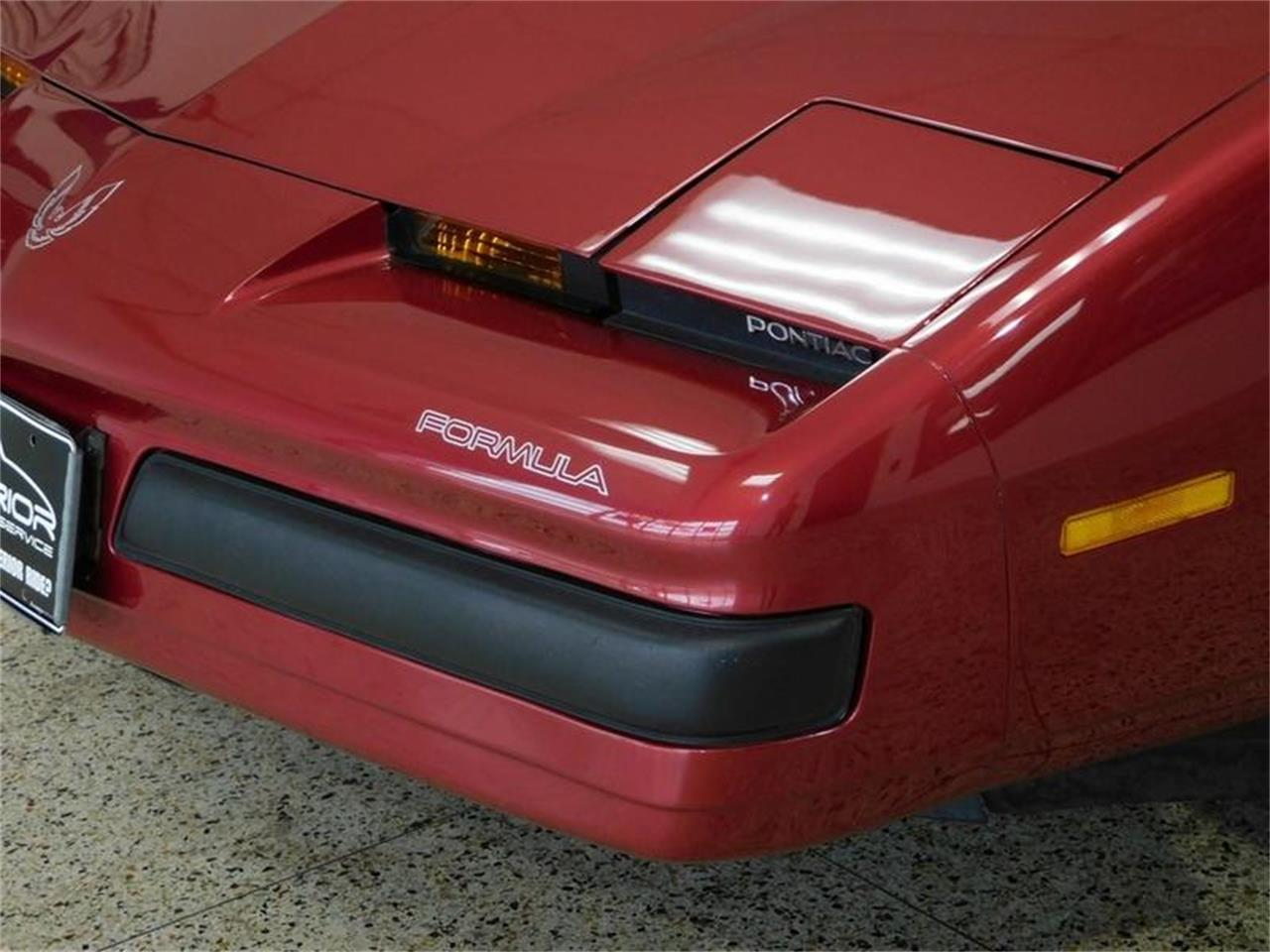 Large Picture of '90 Firebird Formula - Q825