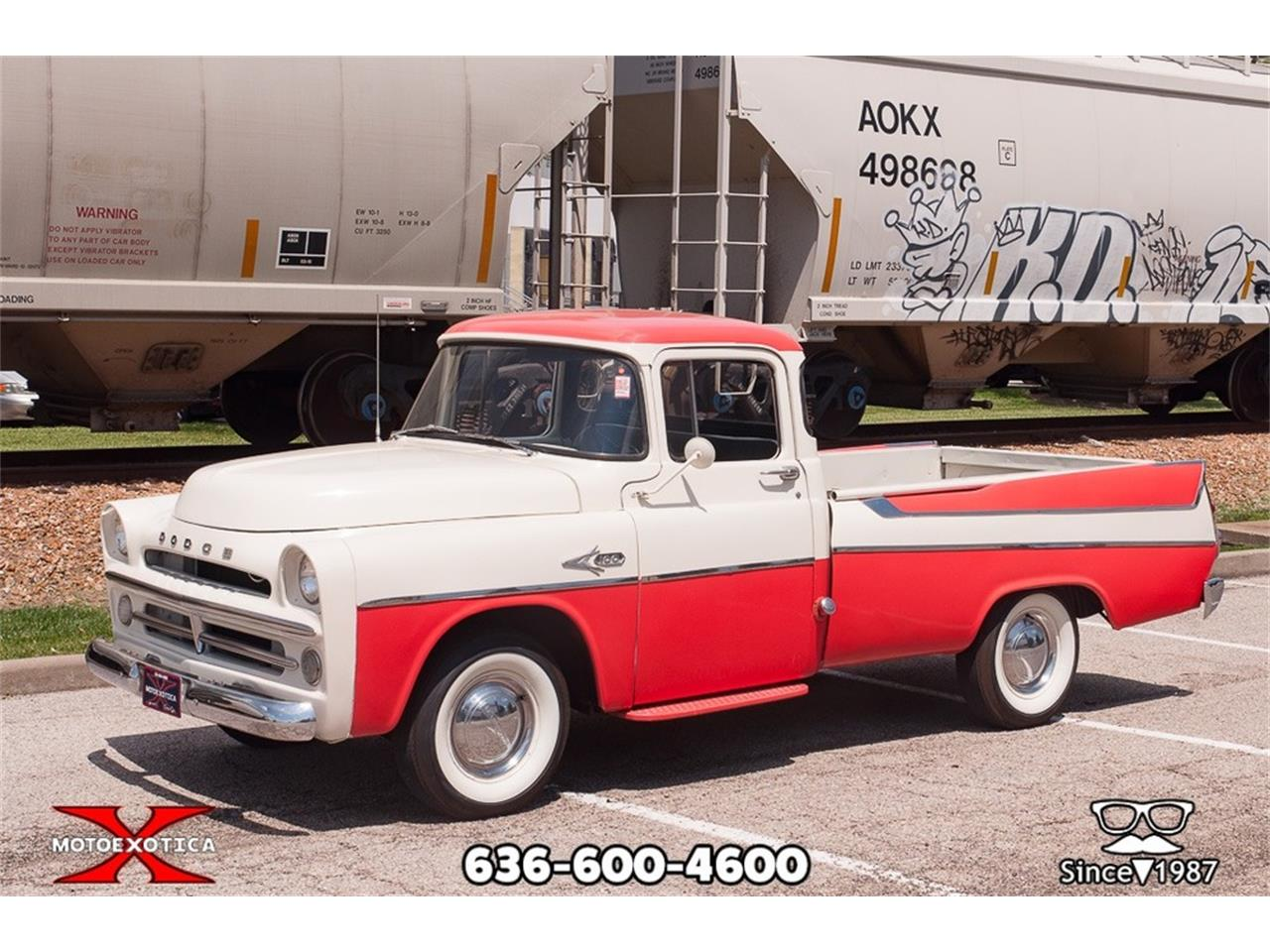 Large Picture of '57 D100 - Q82C