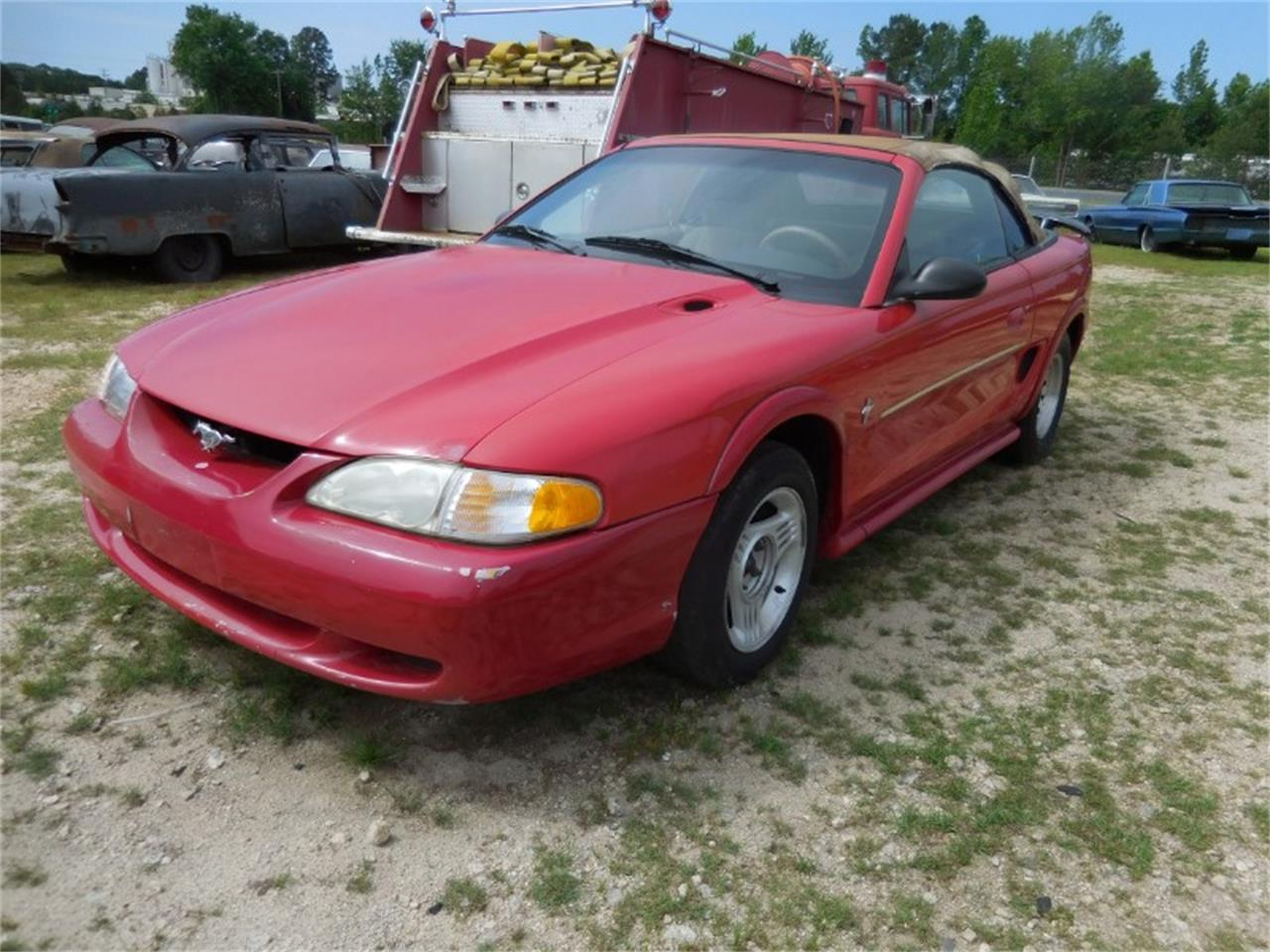 Large Picture of '98 Mustang - Q839