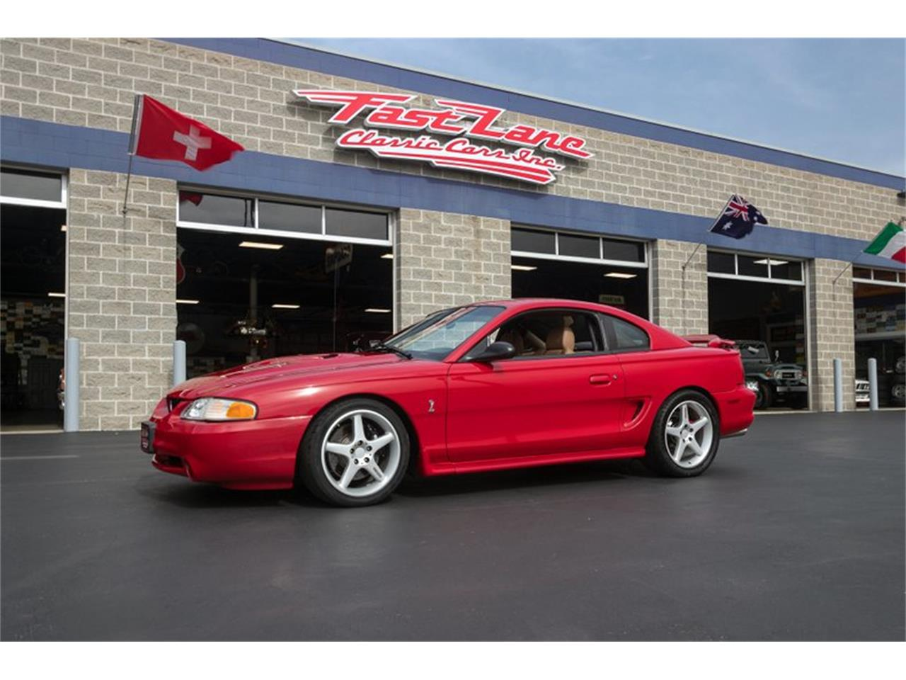 Large Picture of 1997 Mustang - Q83F