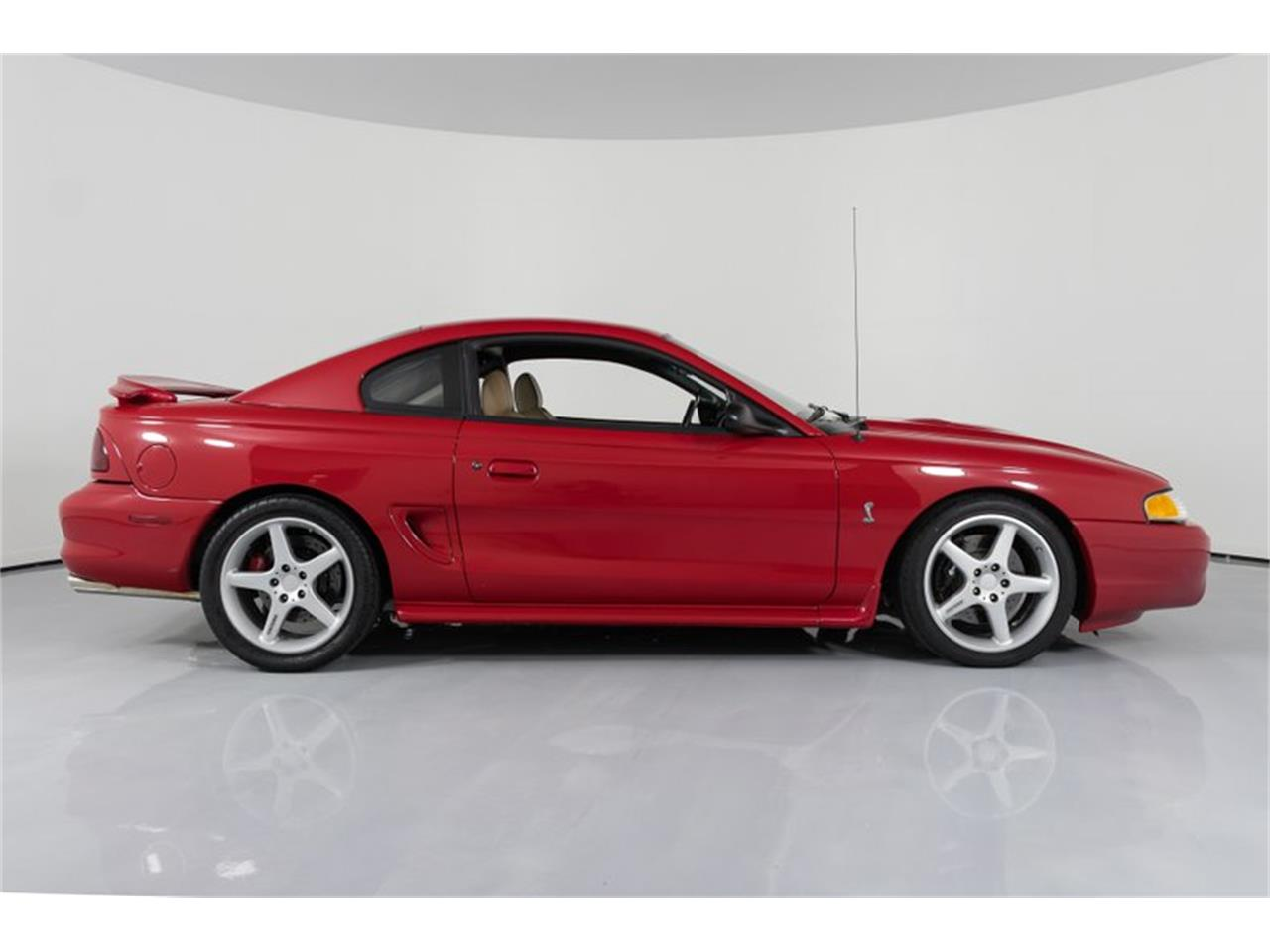 Large Picture of '97 Mustang located in St. Charles Missouri Offered by Fast Lane Classic Cars Inc. - Q83F