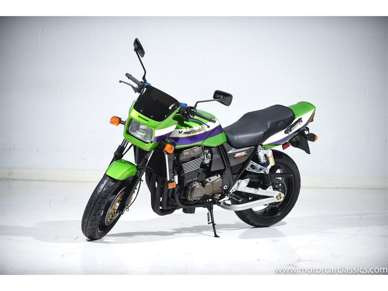 Large Picture of '01 Motorcycle - Q83X
