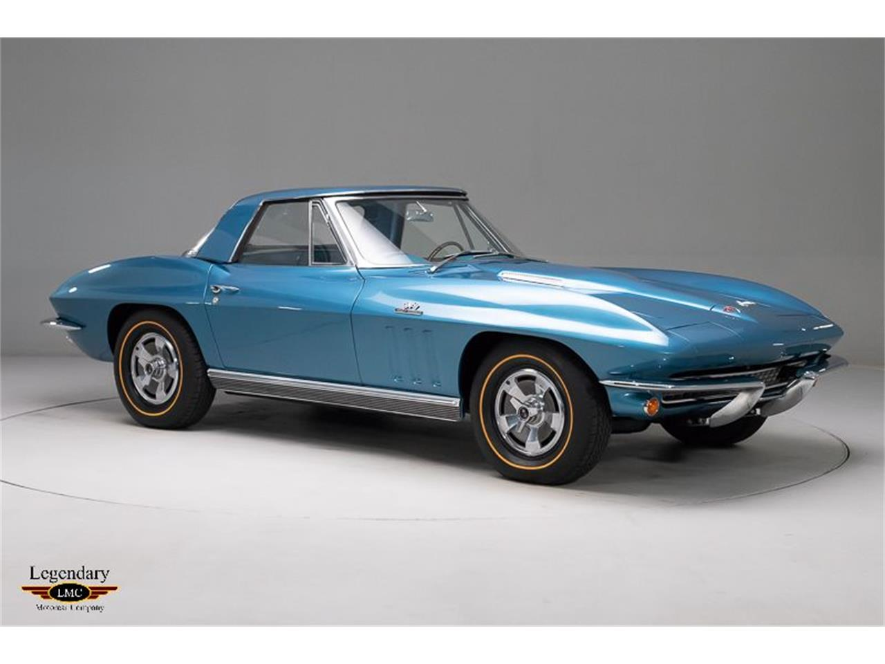 Large Picture of '66 Corvette Offered by Legendary Motorcar Company - Q5MV