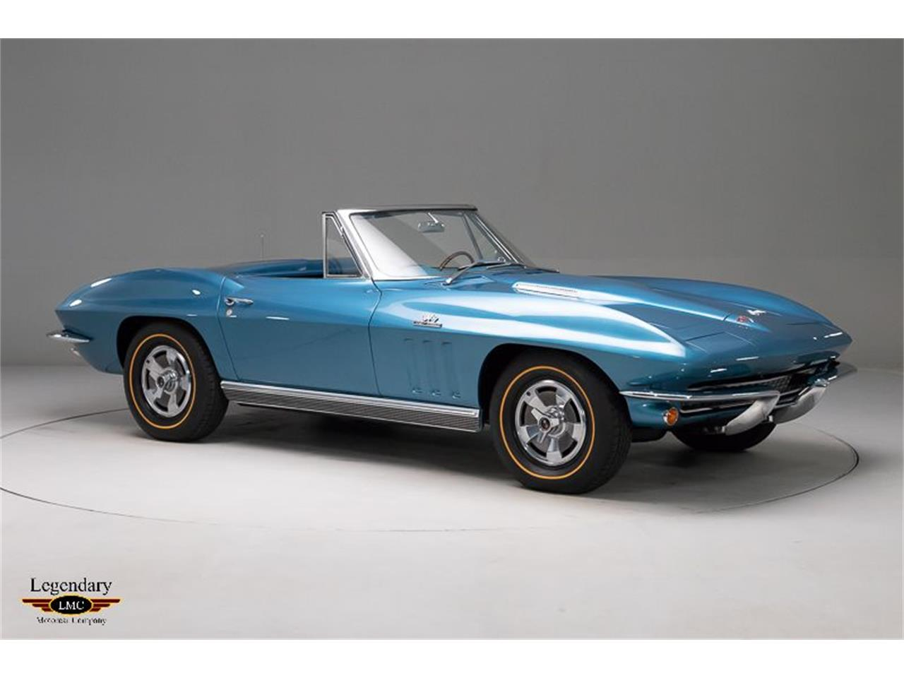 Large Picture of '66 Corvette - $79,900.00 Offered by Legendary Motorcar Company - Q5MV