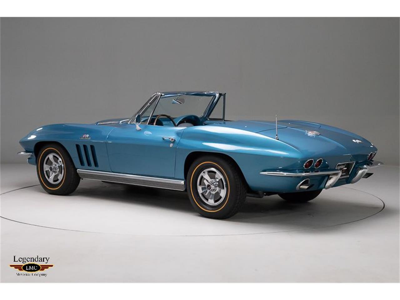 Large Picture of Classic '66 Corvette Offered by Legendary Motorcar Company - Q5MV
