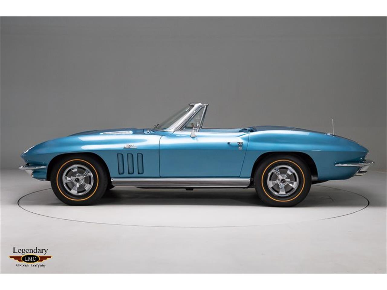 Large Picture of Classic 1966 Chevrolet Corvette - $79,900.00 Offered by Legendary Motorcar Company - Q5MV