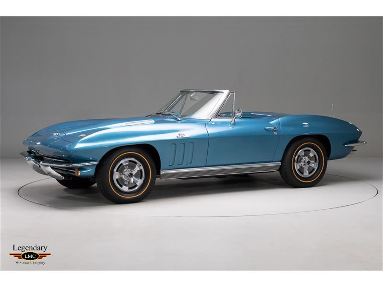 Large Picture of Classic '66 Chevrolet Corvette - $79,900.00 Offered by Legendary Motorcar Company - Q5MV