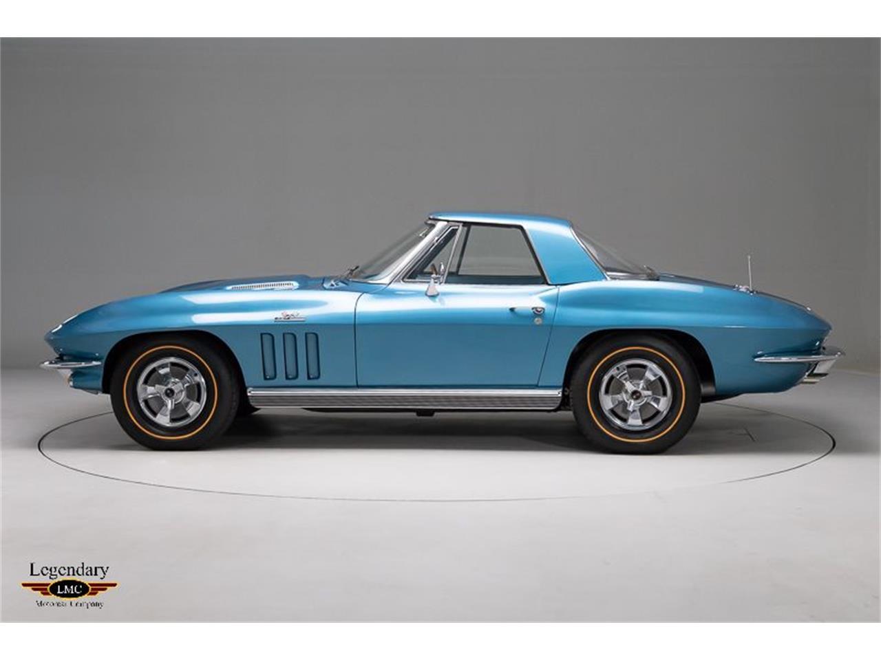 Large Picture of Classic 1966 Corvette located in Ontario - Q5MV