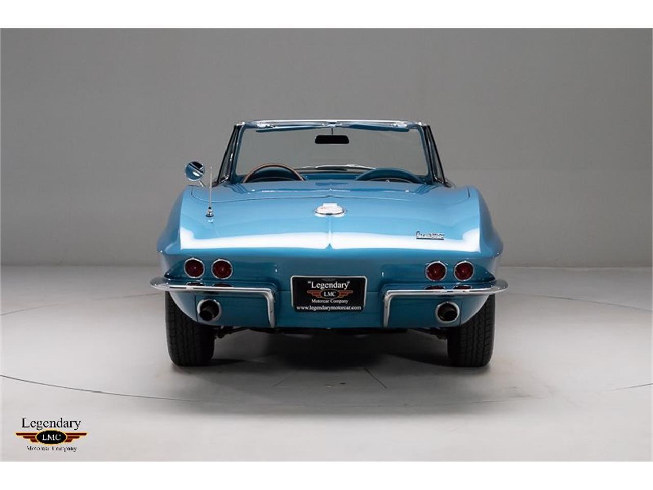 Large Picture of Classic '66 Corvette - $79,900.00 - Q5MV