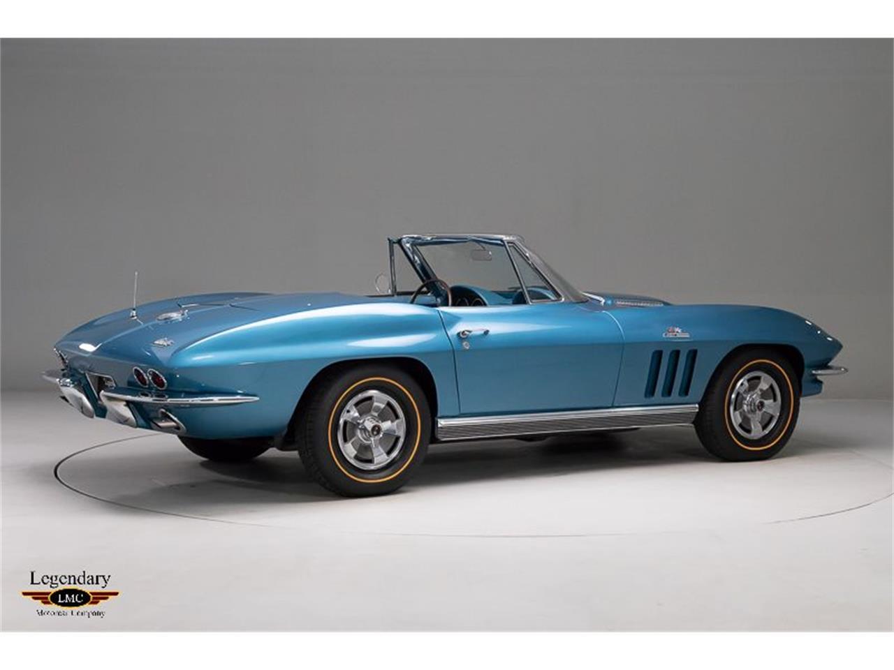 Large Picture of Classic '66 Chevrolet Corvette - Q5MV