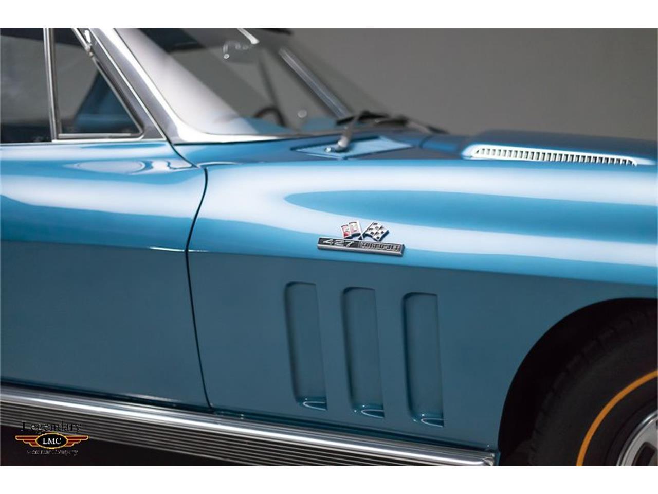 Large Picture of Classic '66 Chevrolet Corvette - $79,900.00 - Q5MV