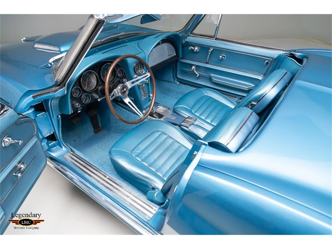 Large Picture of Classic '66 Chevrolet Corvette located in Halton Hills Ontario Offered by Legendary Motorcar Company - Q5MV