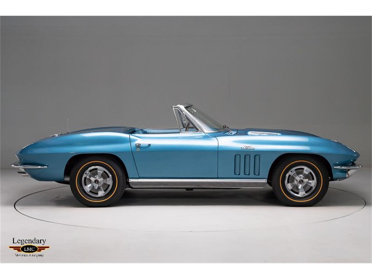 Large Picture of Classic 1966 Chevrolet Corvette Offered by Legendary Motorcar Company - Q5MV