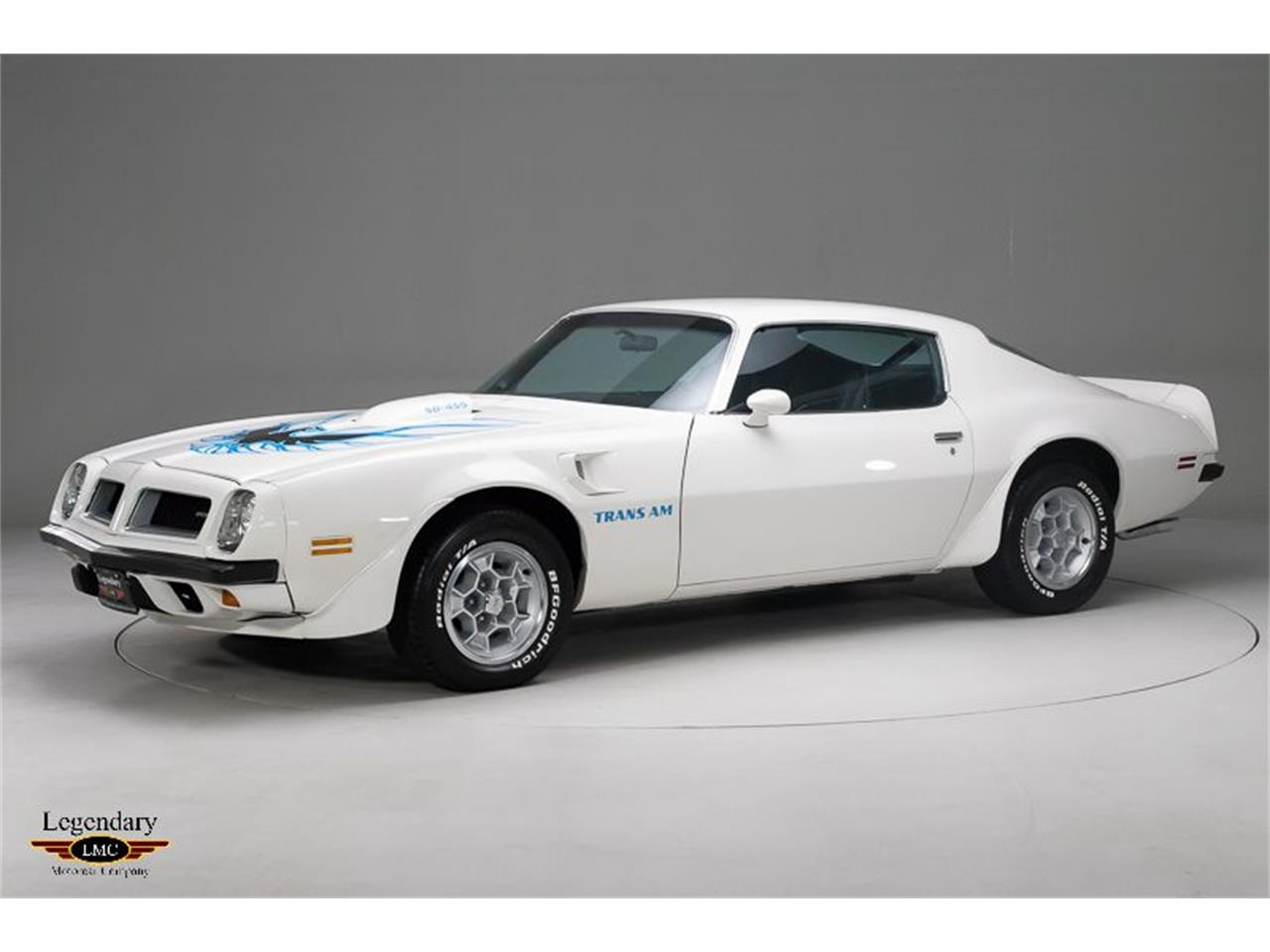 Large Picture of '74 Firebird Trans Am - $59,900.00 Offered by Legendary Motorcar Company - Q5MW