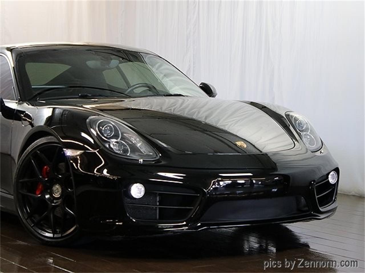 Large Picture of 2014 Cayman - Q86L