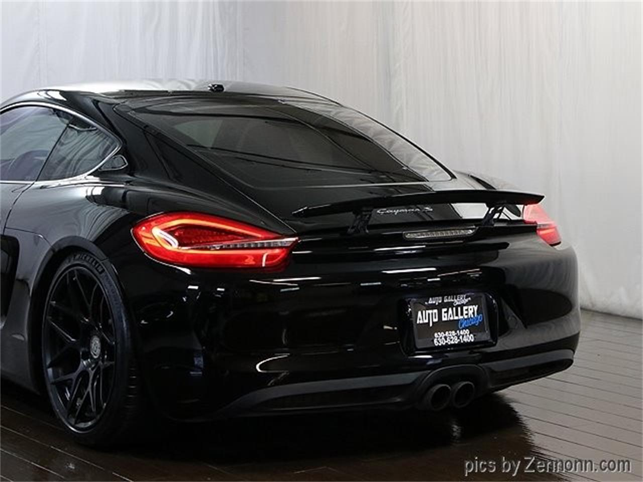 Large Picture of 2014 Cayman - $43,990.00 Offered by Auto Gallery Chicago - Q86L