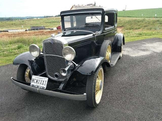 Picture of '31 5-Window Coupe - Q86S