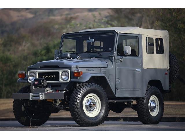 Picture of '85 Toyota Land Cruiser FJ located in Connecticut Auction Vehicle - Q883
