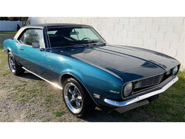 Picture of 1968 Camaro - $38,495.00 Offered by  - Q88D
