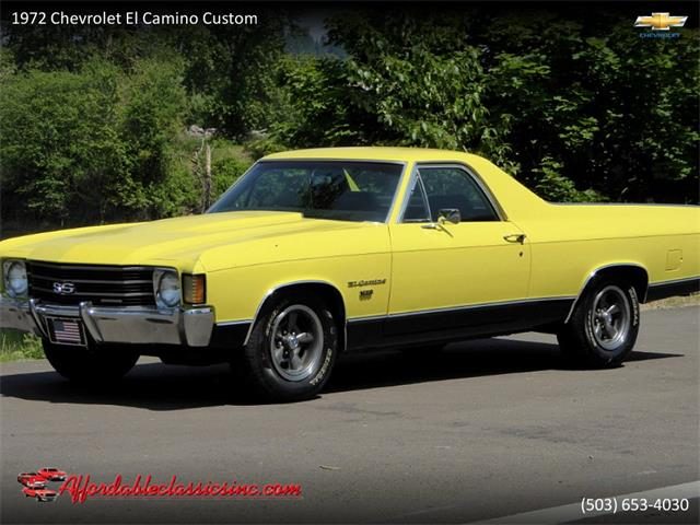 Picture of '72 El Camino - Q88X