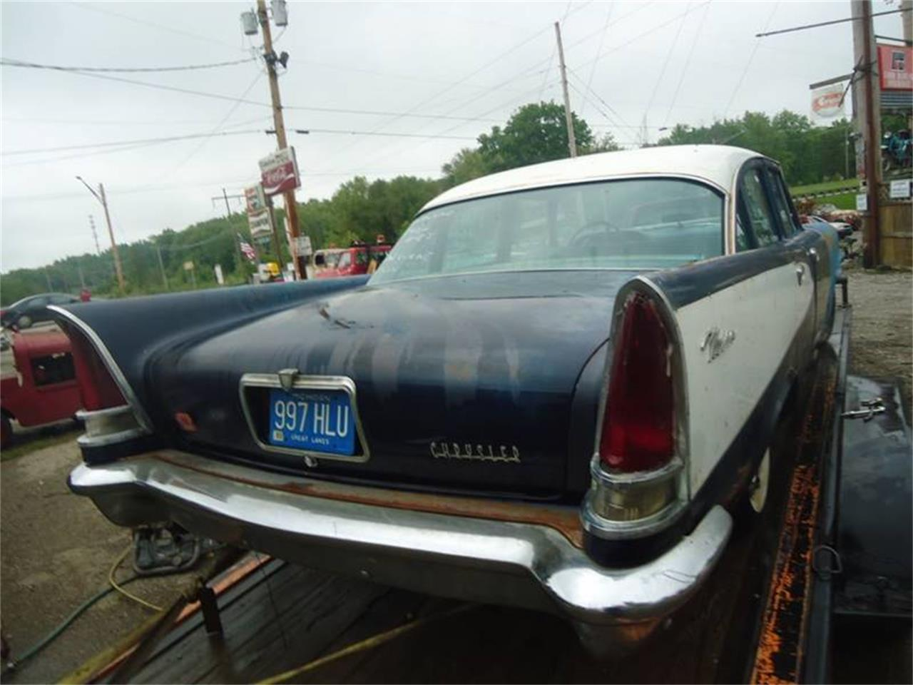 Large Picture of '57 Windsor - Q895
