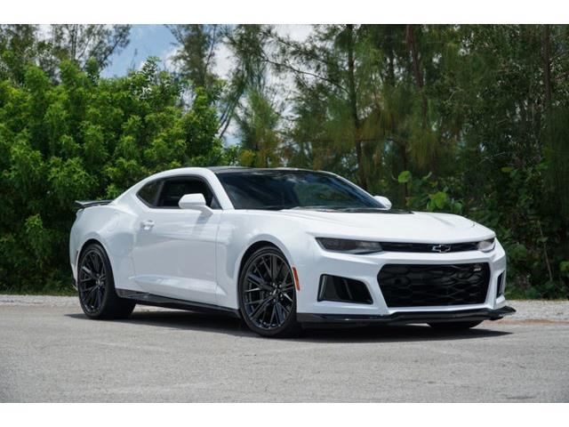 Picture of 2018 Chevrolet Camaro located in Florida Offered by  - Q899