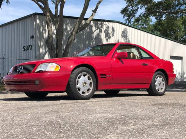 Picture of '95 SL600 located in Harvey Louisiana Auction Vehicle Offered by  - Q89F