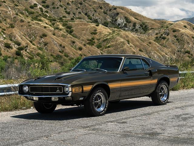 Picture of Classic 1969 Shelby GT350 located in California - Q89I