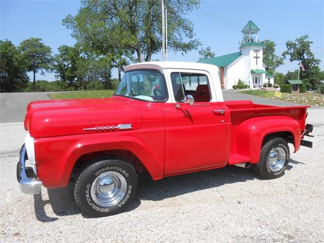 Picture of Classic '59 Ford F100 - $19,500.00 - Q89J