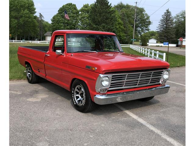 Picture of '68 F100 - Q89S