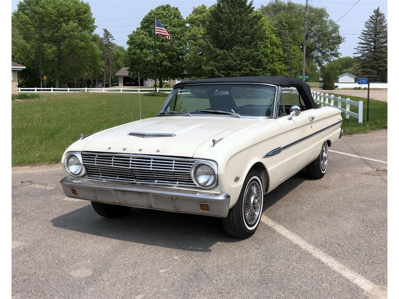 For Sale: 1963 Ford Falcon in Maple Lake, Minnesota