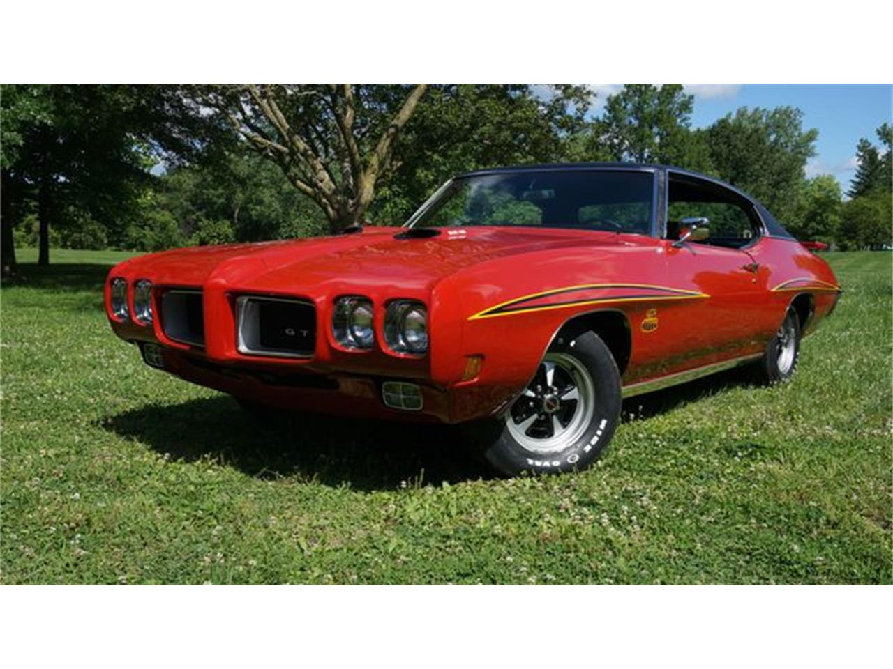 Large Picture of Classic 1970 GTO - $59,995.00 - Q8A0