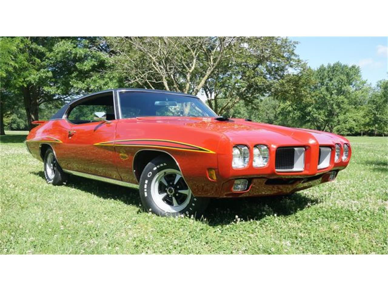 Large Picture of Classic '70 Pontiac GTO Offered by Velocity Motorsports LLC - Q8A0