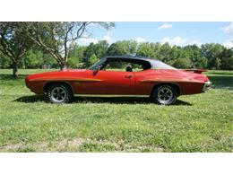Picture of Classic 1970 Pontiac GTO located in Missouri - $49,995.00 Offered by Velocity Motorsports LLC - Q8A0