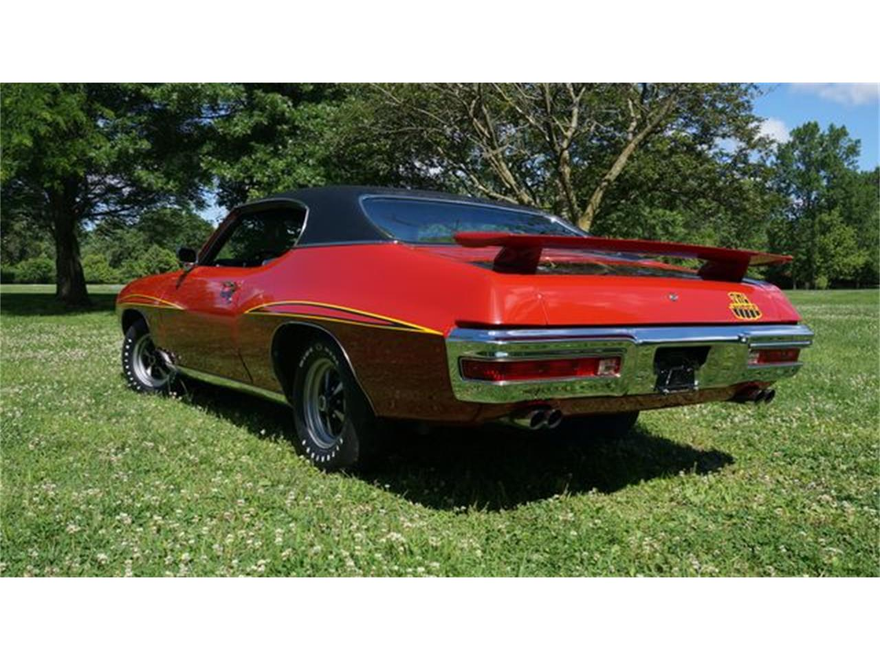Large Picture of 1970 Pontiac GTO - Q8A0
