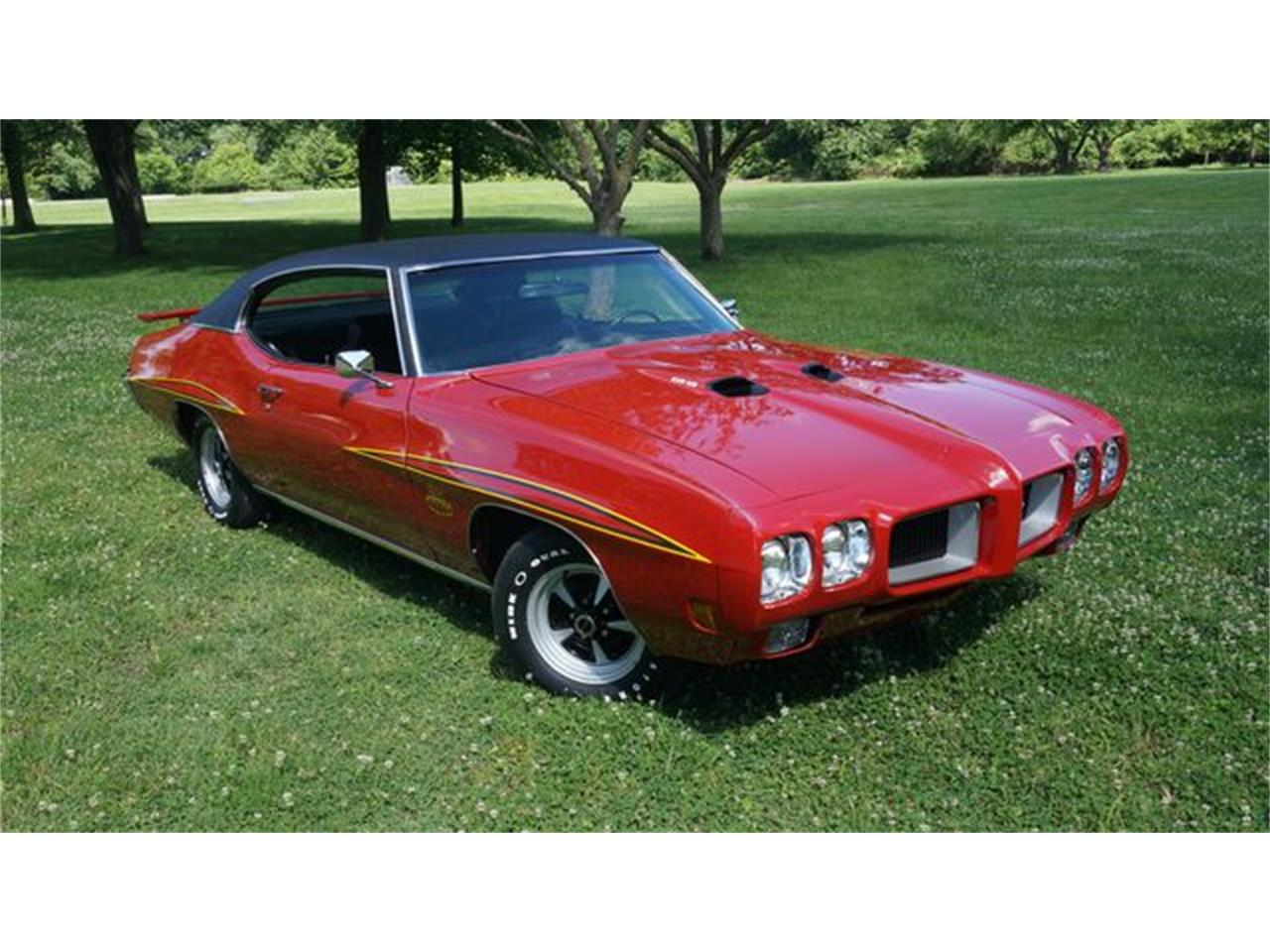 Large Picture of Classic '70 GTO located in Valley Park Missouri - $59,995.00 - Q8A0