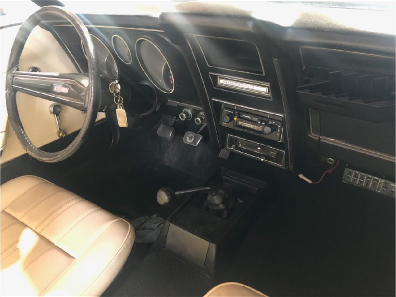Large Picture of '73 Mustang - Q5DY