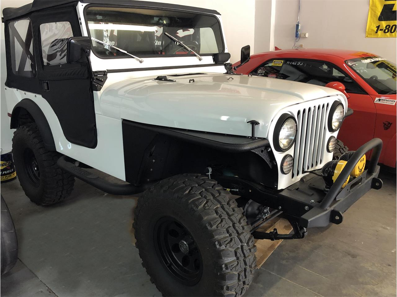 Large Picture of '75 CJ5 - Q8AR