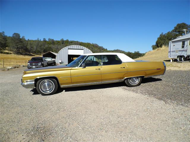 Picture of 1971 Cadillac DeVille located in California - $8,000.00 Offered by a Private Seller - Q8AX