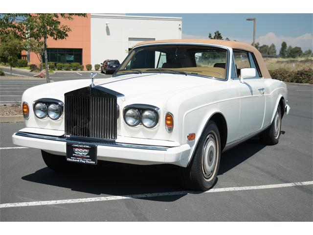 Picture of '88 Rolls-Royce Corniche - $62,990.00 Offered by  - Q8BC