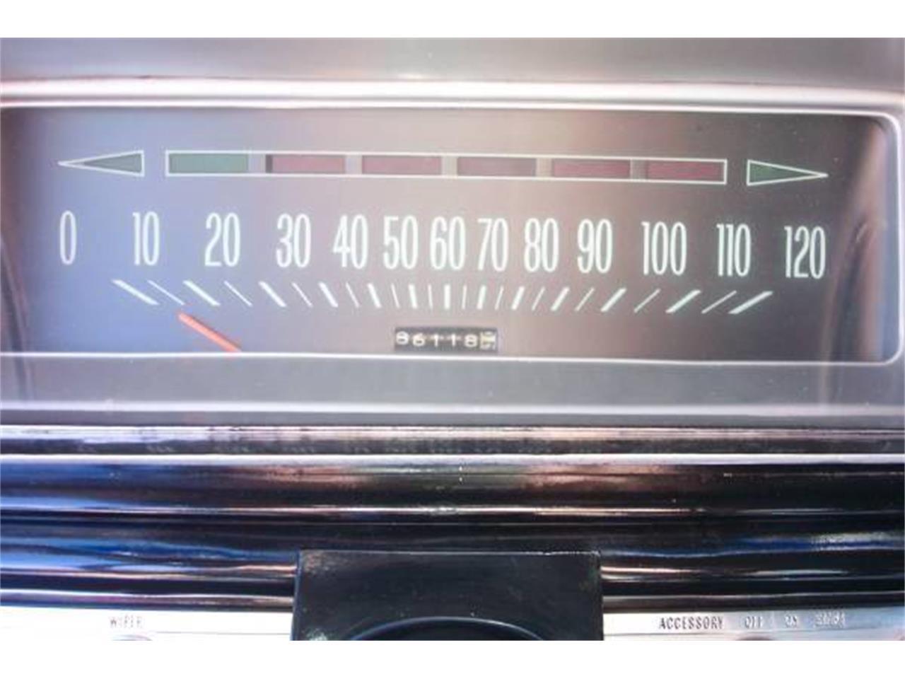 Large Picture of '62 Impala - Q8BI