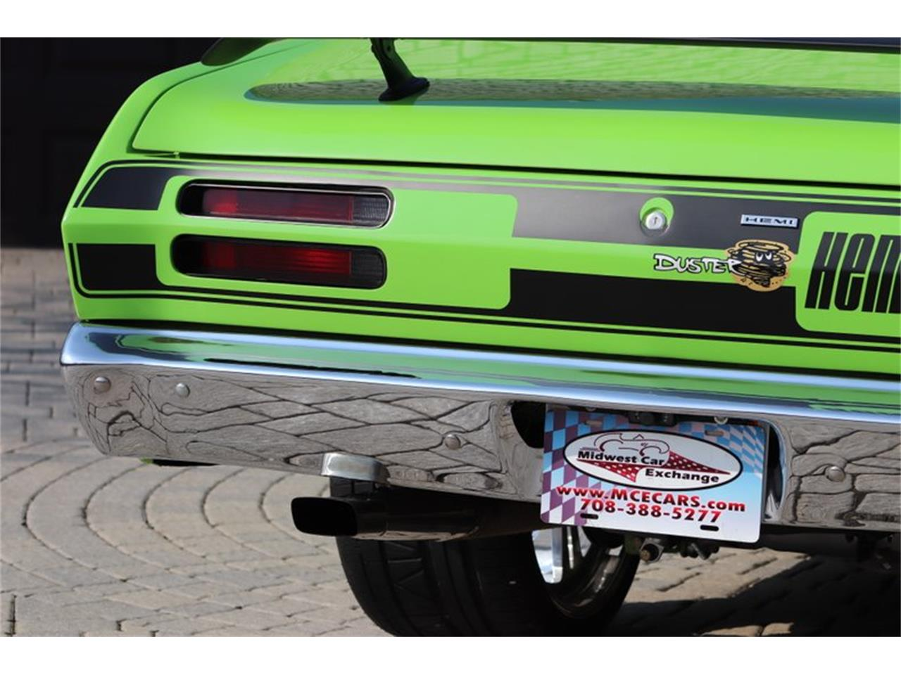 Large Picture of '70 Duster - Q8BL